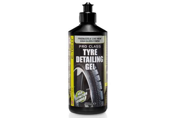 Ultimate Pro Class Tyre Detailing Gel
